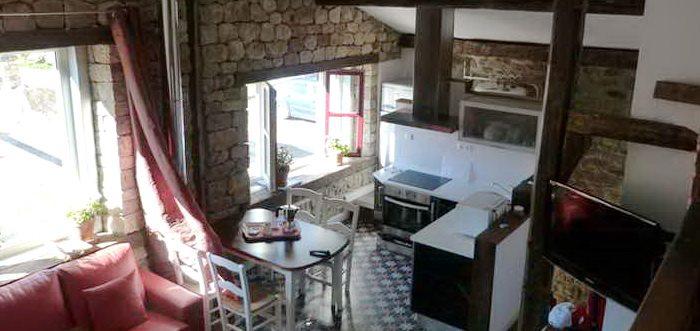 Casa rural Refugio de Cuencajen, Casa rural refugio en Abiada Cantabria