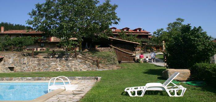 casas rurales con piscina en cantabria casa rurales en