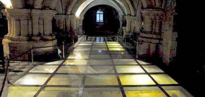 Centro de Interpretacion de la Muralla Medieval de Santander, visita,precio