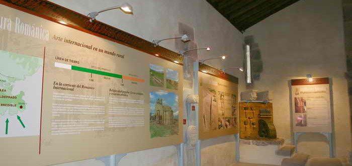Centro de Interpretación del Románico en Santa María la Mayor, Centro Interpretación del Románico en Villacantid (Cantabria)
