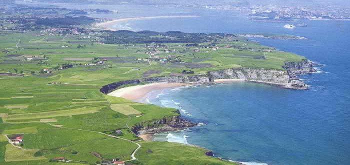 De Somo a Langre por la Costa, Senderismo por la costa de Somo Langre