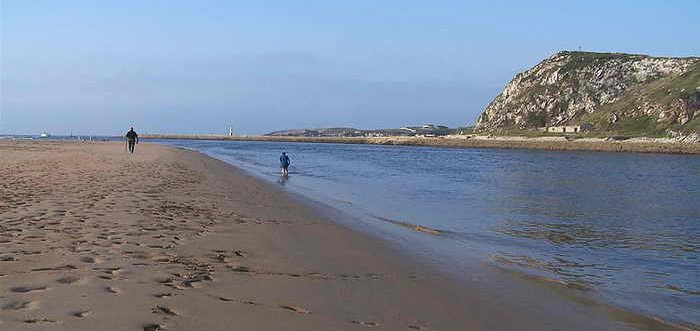 Estuario de Suances Playas, Ría y estuario de San Martín de la Arena (Suances)