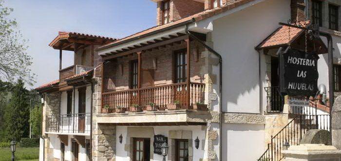 Hosteria Las Hijuelas, Hoteles rurales en Esles Cantabria