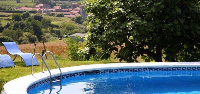 Hotel Colegiata, Hotel céntrico con piscina en Santillana del Mar Cantabria