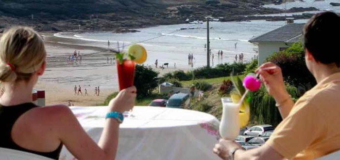 Hotel El Refugio, Hotel frente al mar en Cobreces Cantabria