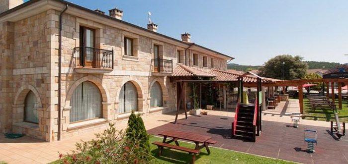 Hotel La Vijanera, Hotel cerca de las playas de Galizano Cantabria