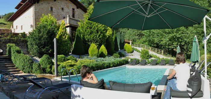 Hotel Palacio Trasvilla, Hotel con encanto en Escobedo de Villafufre, Hotel con piscina en Villafufre