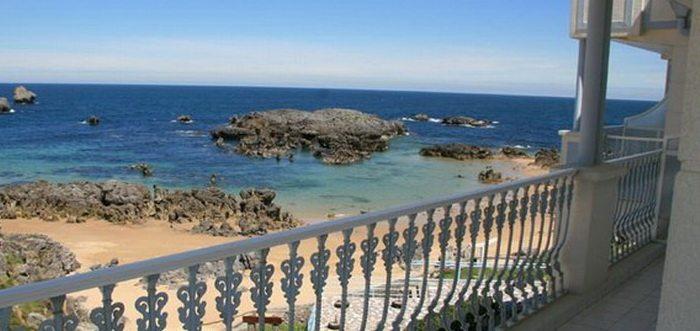 Hotel Pineda Playa, Hotel a pie de playa en Noja Cantabria