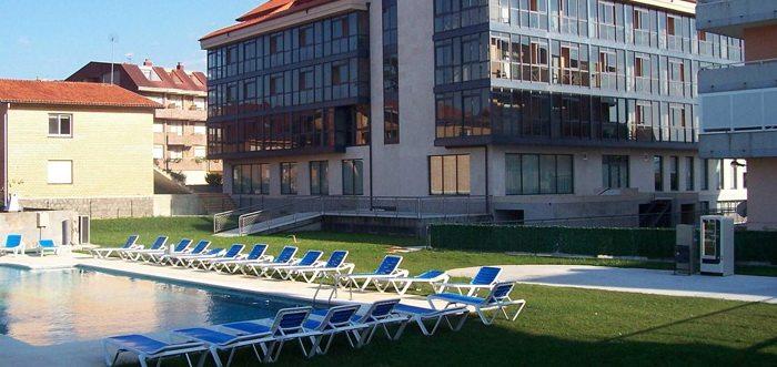 Hotel viadero hotel con piscina y jacuzzi en el centro de - Hotel torino con piscina ...