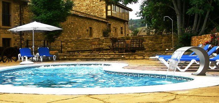 Hotel la Casa de las Brujas, Hotel con encanto cerca de estación de esquí Alto Campoo