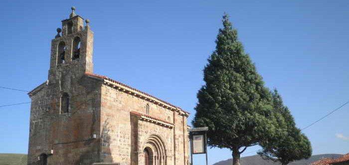 Iglesia Románica de San Andrés de Rioseco, Románico Rioseco Santiurde