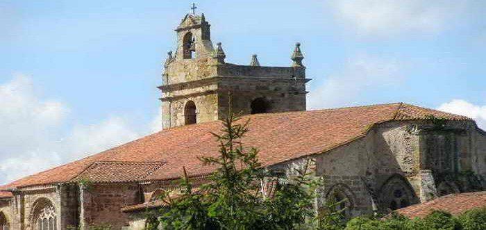 Iglesia de Santa María de la Asunción de Laredo (Cantabria)