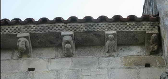 Iglesia romanica de San Andres de Argomilla, Iglesia de San Andres (Argomilla)