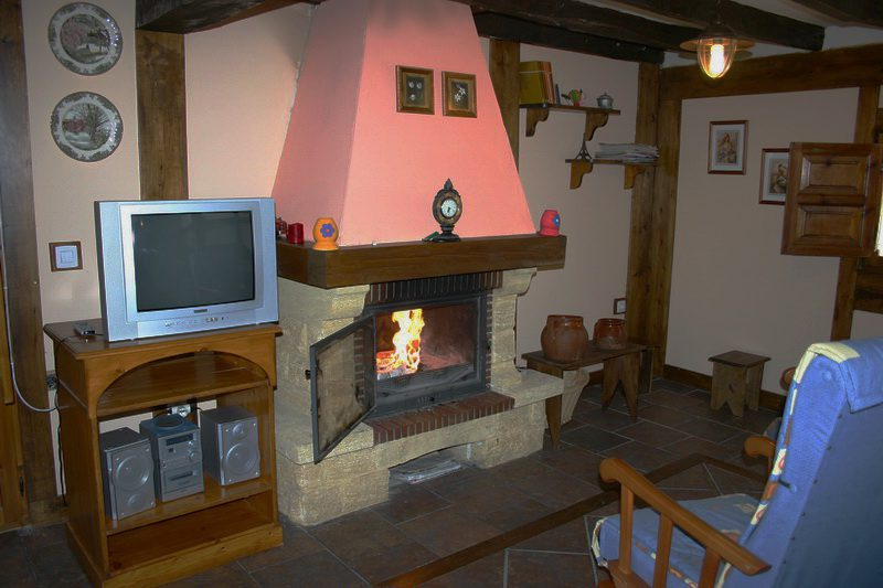 La Casa de la Colina, Casa rural en Villacarriedo Valles Pasiegos (Cantabria)