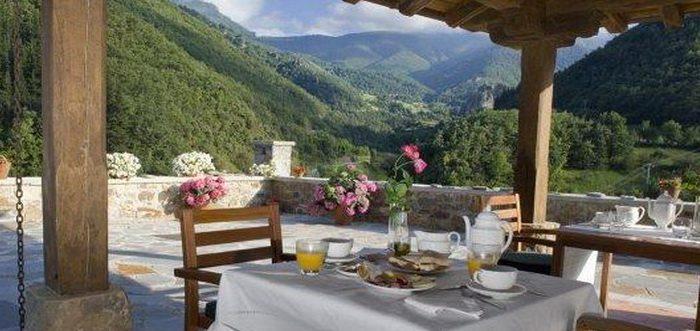 La Casa de las Arcas, Posadas rurales en Vada Liébana Cantabria