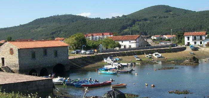 Molino de Jado Argonos, Molinos de Mareas en Cantabria
