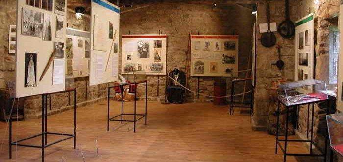Museo de las Tres Villas Pasiegas en Vega de Pas, Museo etnográfico Vega de Pas