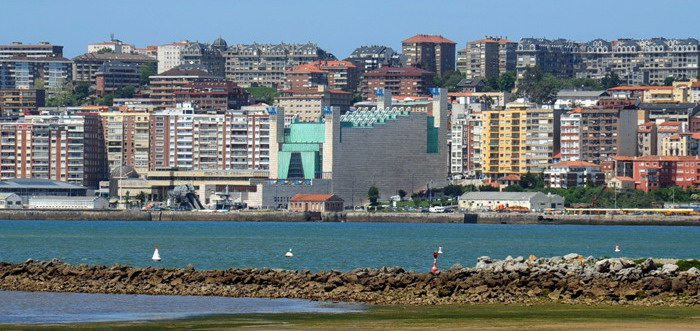 Palacio de Festivales de Cantabria Santander (Cantabria)