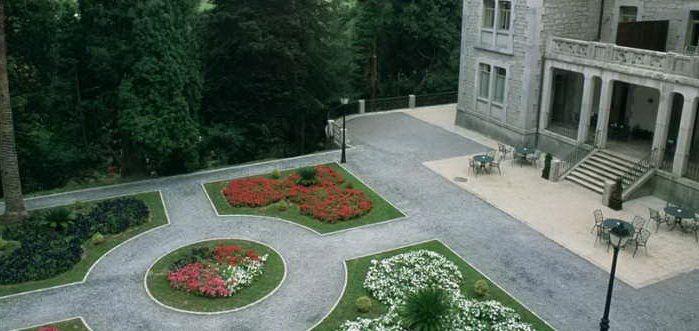Parador Palacio de Eguilor de Limpias, Paradores Nacionales Cantabria