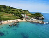 Playa de Arnadal o de los Franceses Arnuero Cantabria