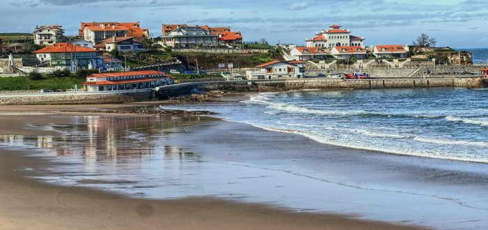Playa de Comillas, Playas de Comillas ( Cantabria)