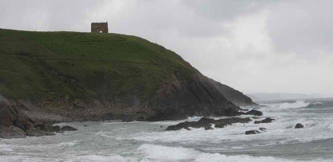 Playa de Tagle. Suances, Playas del Sable de Tagle (Cantabria)