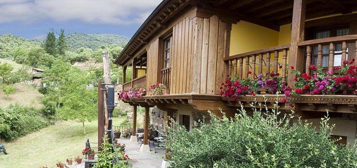 Posada El Azufral, Posadas rurales en Cambarco Liébana Cantabria