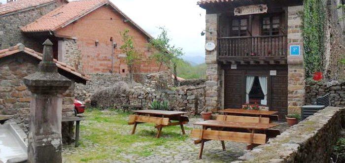 Posada Rural La Franca, Posada rural en Bárcena Mayor Cantabria