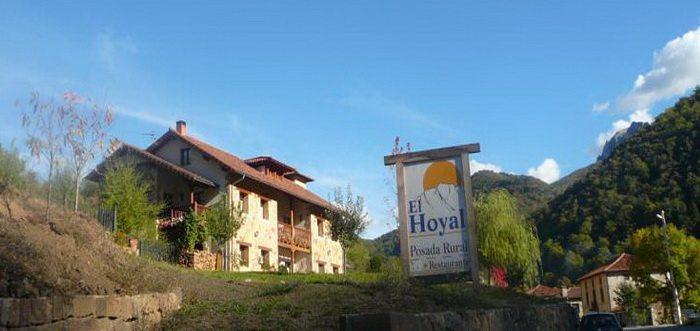 Posada El Hoyal, Posada con piscina en Pesaguero Liébana Cantabria