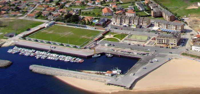 Puerto de Suances, Puerto pesquero y deportivo de Suances (Cantabria)