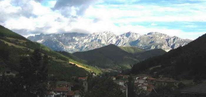 Ruta de Piasca, Senderismo Cantabria Liebana, Senderismo por el Valle de Valdeprado