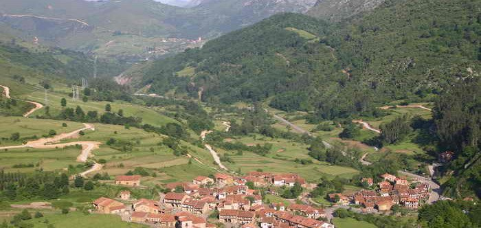 Rutas por el monte Matamiguela, Ruta collada de Carmona (Cantabria)