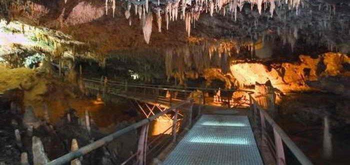 Territorio Soplao, Cueva El Soplao espeleología (Cantabria)