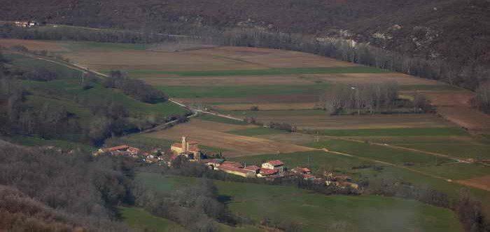 Valderredible el valle de la ribera del Ebro Cantabria