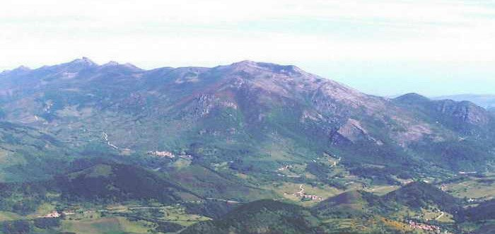 Valle de Polaciones, Polaciones municipio de Cantabria