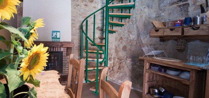 Viviendas Rurales la Villana, Apartamentos rurales en Revelillas Cantabria