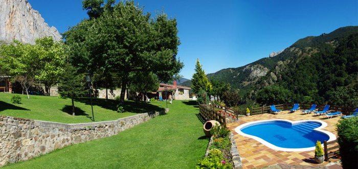 Apartamentos y Cabañas EL Cigal, Apartamentos rurales en Caloca