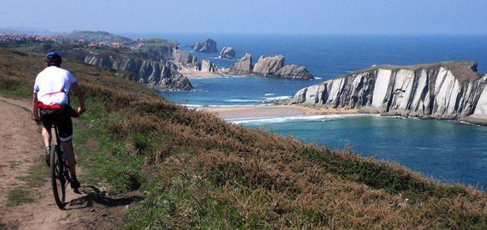 Cantabrian Way,  BTT travesías en Cantabria, rutas de senderismo en Cantabria