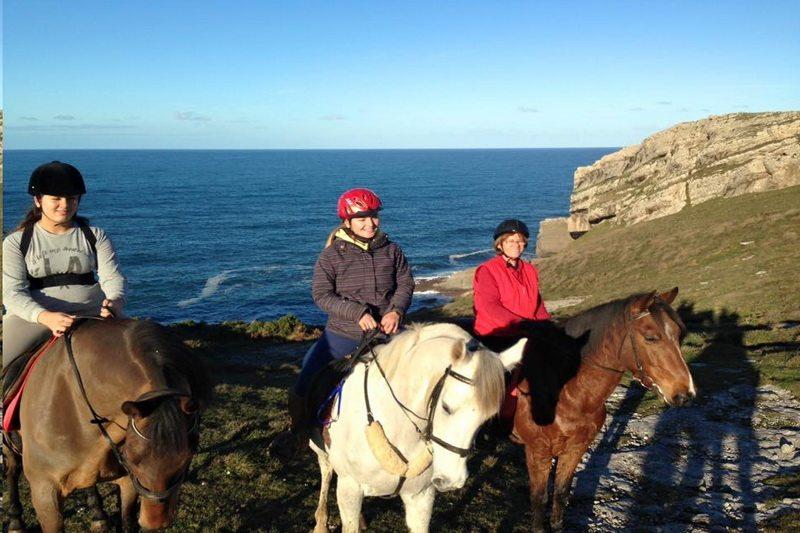 Clases de Equitación en Cantabria