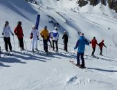 Escuela Cántabra de Esqui y Snowboard, cursos de snowboard Cantabria