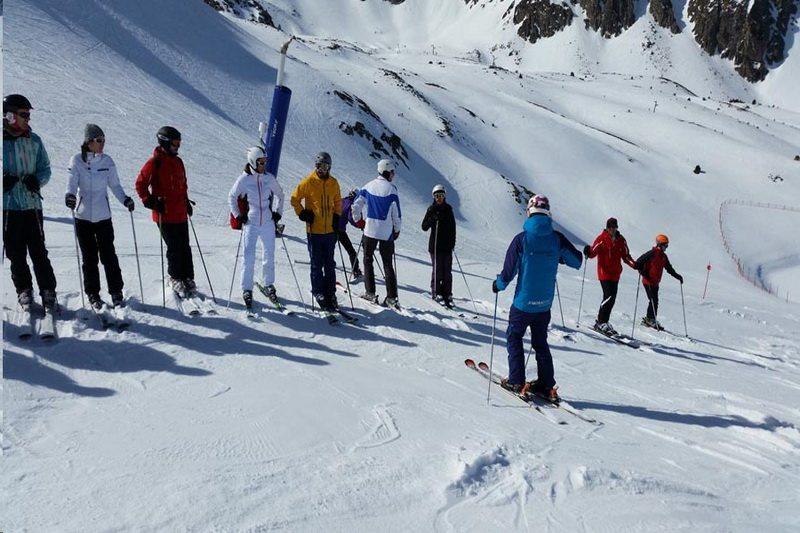Escuela Cantabra de Esqui y Snowboard