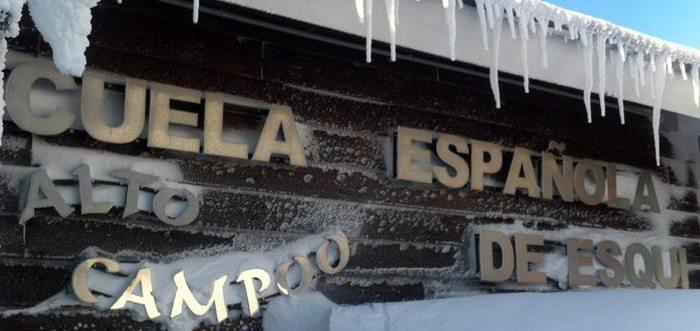 Escuela Española de Esqui Alto Campoo, Clases de esqui en Alto Campoo