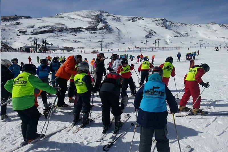 Escuela de Esqui Slalom