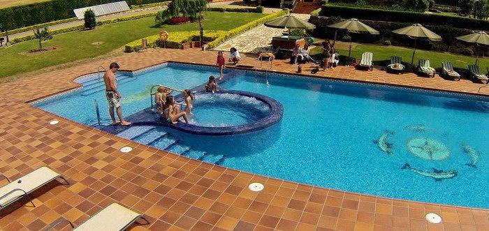 Hoteles rurales en Cantabria con piscina, Hoteles con piscina en Cantabria