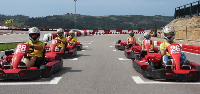 Karting La Roca, Circuito de Karting y minimotos en Cantabria