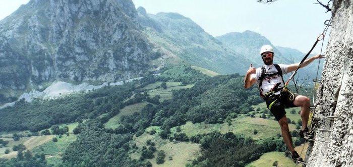 Pas Aventura, Vías Ferratas y descenso de cañones en Cantabria