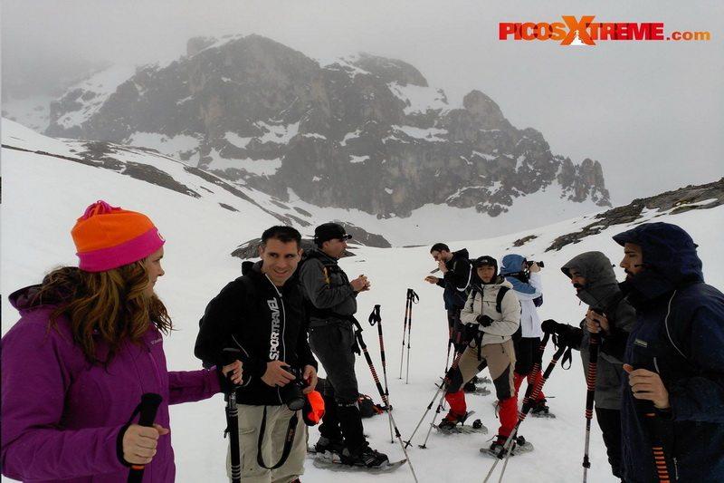 Picos Xtreme Raquetas de nieve Picos de Europa