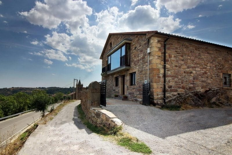 El Balcon de la Lomba Casa rural en la Lomba Campoo (Cantabria)
