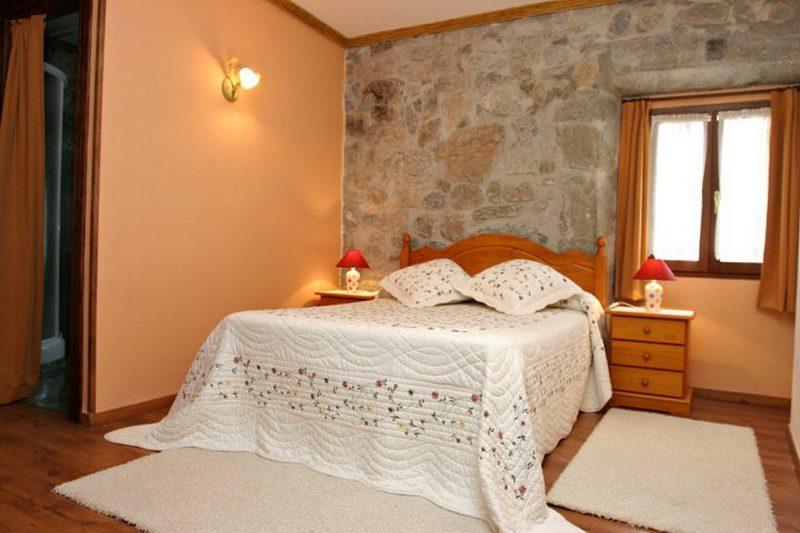 Casa De Reposo Maria Virginia, Posada Rural en Ogarrio Cantabria Habitación