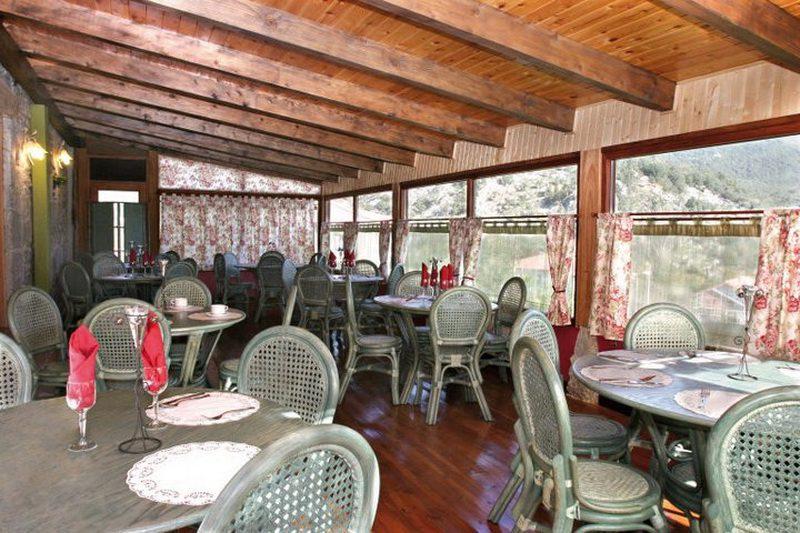 Casa De Reposo Maria Virginia, Posada Rural en Ogarrio Cantabria Salón Comedor